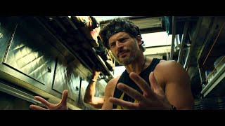 TEXTING is NOT ALLOWED in a REUNION (2015) MAGIC MIKE XXL