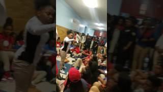 Irvington High School Protest