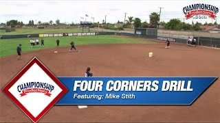 Train Players to Quickly Catch and Throw!