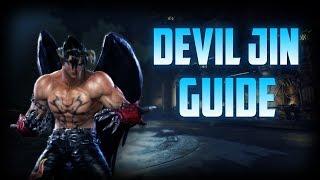 TEKKEN 7 | DEVIL JIN CHARACTER GUIDE