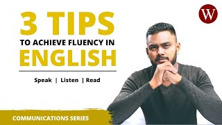 Tips to improve your Spoken English - 1