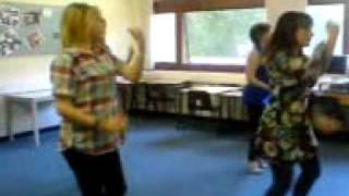 Jai Ho - Thanet college dance rehearsal x