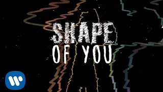 Ed Sheeran - Shape Of You (Latin Remix)  Ft Zion & Lennox [Official Lyric Video]