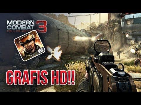 5 GAME FPS ANDROID GRAFIS HD YANG BISA DIMAINKAN DI RAM KECIL