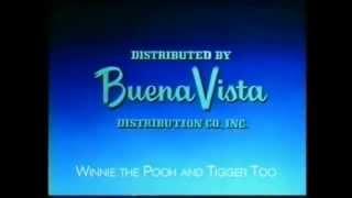 Buena Vista Distribution Logos