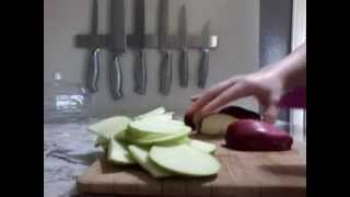 How To Make Apple Fruit Roll Up