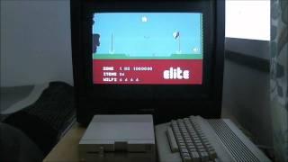 Kokotoni Wilf on a Commodore 64
