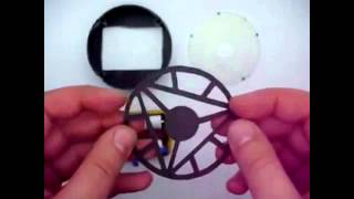How to convert Bike Light into Iron Man Arc Reactor with 7 functions