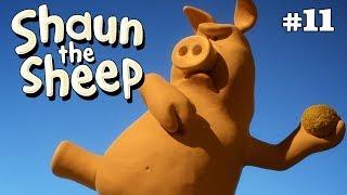 Shaun the Sheep - Pertandingan Rounders [The Rounders Match]