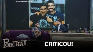 Gusttavo Lima critica Zeca Camargo em polêmica com Cristiano Araújo