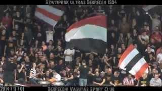 2014 - Ultras Debrecen - DVSC-Szeged