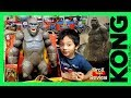 Download Video Download KONG OF SKULL ISLAND Unboxing and Playtime FUNTIME!!!😀😃😄 3GP MP4 FLV