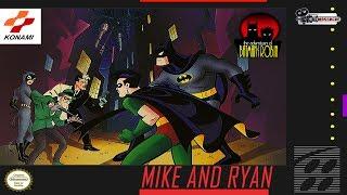 The Adventures of Batman & Robin (Super Nintendo) Mike & Ryan