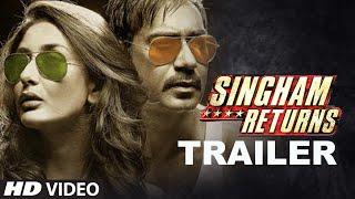 Official: Singham Returns Theatrical Trailer | Ajay Devgn | Kareena Kapoor | Rohit Shetty