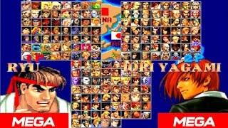 Descargar Street Fighter ll Deluxe 2 M.U.G.E.N para Pc 1 link MEGA 2017 - Gameplay [🎮]