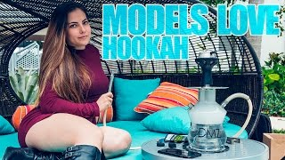 Models Love Hookah: Showing Love (2017)