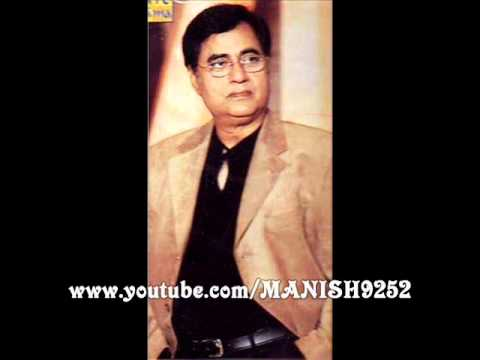Jagjit Singh singing in Bengali- Bujhini to ami