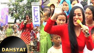 Juwita Bahar Menggoyang Komplek BKBBS Dengan Lagu 'Cup Dikecup' [Dahsyat] [27 Mei 2016]