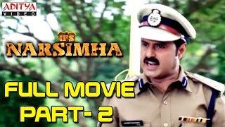 IPS Narasimha Hindi Movie Part 2/12 - Balakrishna,Asin