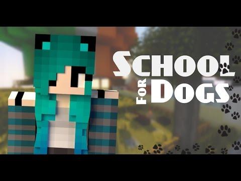 Minecraft: School For Girls [S:3 Dog Edition] Episode 11 | Hot Air Balloon