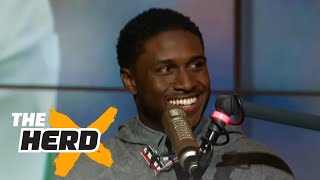 Reggie Bush reveals the best player he ever played with | THE HERD (FULL INTERVIEW)