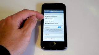 iPhone 5 - Rufnummer unterdrücken - Anonym anrufen