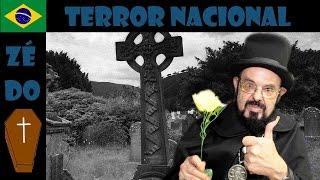 FILMES DE TERROR NACIONAL: Zé do Caixão!