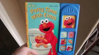 2005 Potty Time with Elmo Destruction