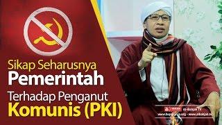 (Communism) Sikap Seharusnya Pemerintah Terhadap Penganut Komunis (PKI) | Buya Yahy || Eng subtitle