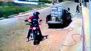 Homem sendo executado pelo rival em Brejo dos Santos-PB