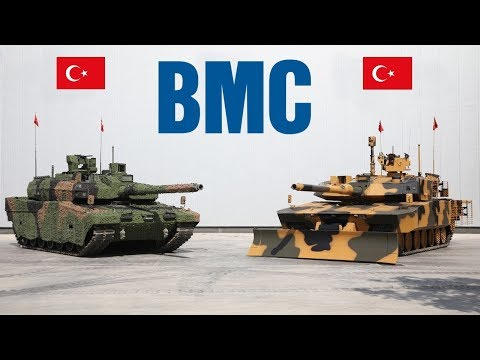 ALTAY TANKI SERİ ÜRETİMİNİ BMC NASIL KAZANDI (2. Sezon Videosu)
