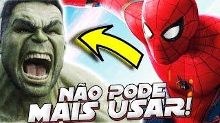 SUPER HEROIS QUE A MARVEL NÃO PODE MAIS USAR