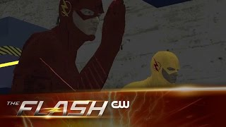 The Flash | Behind the Visual Effects | The Cw