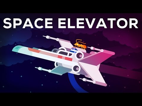 Space Elevator –Science Fiction or the Future of Mankind