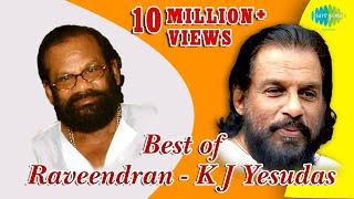 Top 10 Hits of Raveendran - KJ Yesudas | Malayalam Movie Audio Jukebox