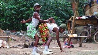 Vibe Squard ft Bisa Kdei Fabom dance video by YKD yewo krom dancers