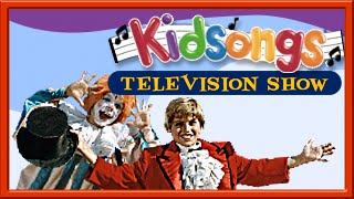 It's Circus Day |The  Kidsongs TV Show | Top Childrens Program