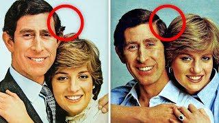كل صورة لتشارلز وديانا تحكي نفس الكذبة الكبيرة
