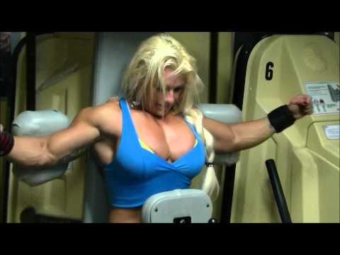 Fanny Palou Female bodybuilder
