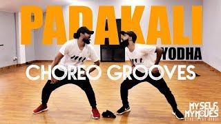 Padakali - Yodha | Choreo Grooves Choreography Workshop | Weekend Burnout | MMM