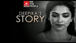 Deepika Padukone on Her Battle With Depression.
