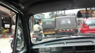 Driving Through Kerala