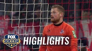 FC Koln vs. SC Freiburg   2017-18 Bundesliga Highlights