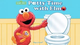 Potty Time with Elmo (Sesame Street) - Best App For Kids