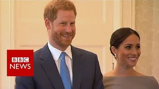 Prince Harry: It's definitely coming home - BBC News