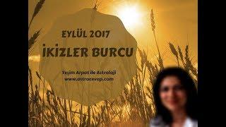 İKİZLER Burcu Eylül 2017 Astroloji