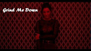 Lilianna Wilde - Grind Me Down (Lyric Video)
