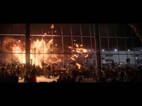 Godzilla (2014) Airport Scene