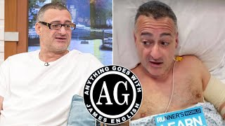 Roy Larner The Hero Who Nearly Died Fighting Against Terrorists on London Bridge.