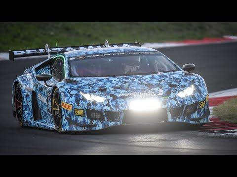 Lamborghini Huracan Evo GT3 2019 Più veloce ma con garbo